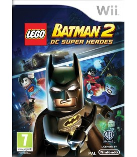Lego batman the videogame - Wii