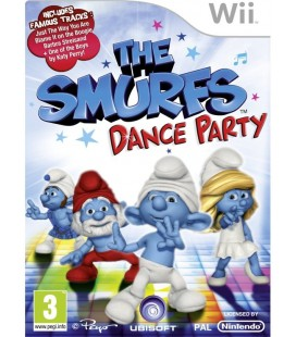Smurfen dance party- Wii