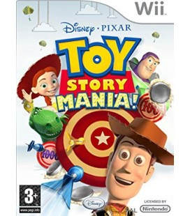 Toy story mania zonder 3d bril - Wii