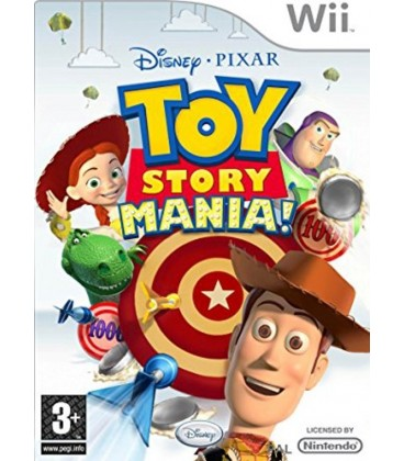 Toy story mania - Wii