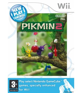 Pikmin 2 New play control - Wii