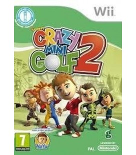 Crazy mini golf 2 - Wii