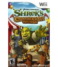 Shrek's Carnival Crazy Party Games- Wii
