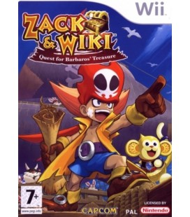 Zack & Wiki Quest for Barbaros' Treasure - Wii