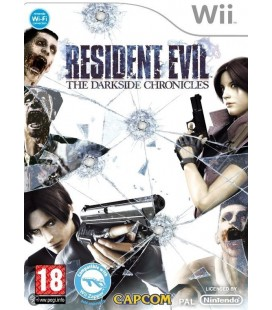 Resident evil the darkside chronicles - Wii