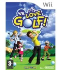 We love golf wii