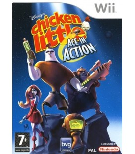 Chicken Little: Ace in action - Wii