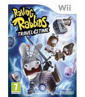 Raving rabbits travel in time - Wii