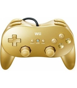 Classic controller pro goud - Wii