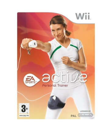 EA Sports Active - Personal trainer(Game Only) - Wii
