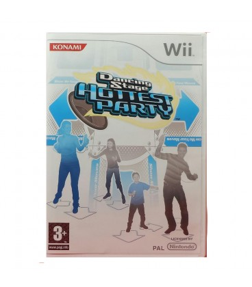 Dancing Stage Hottest Party (Game Only) - Wii