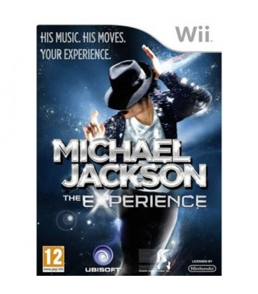Michael Jackson The Experience wii
