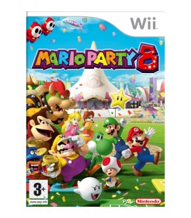 Mario party 8 PAL wii (used)