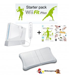 Wii Fit PLUS Starter Pack