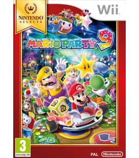Mario party 9 Nintendo selects - Wii