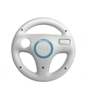 Nintendo Wii Wheel wit